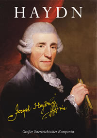 Joseph Haydn Book German